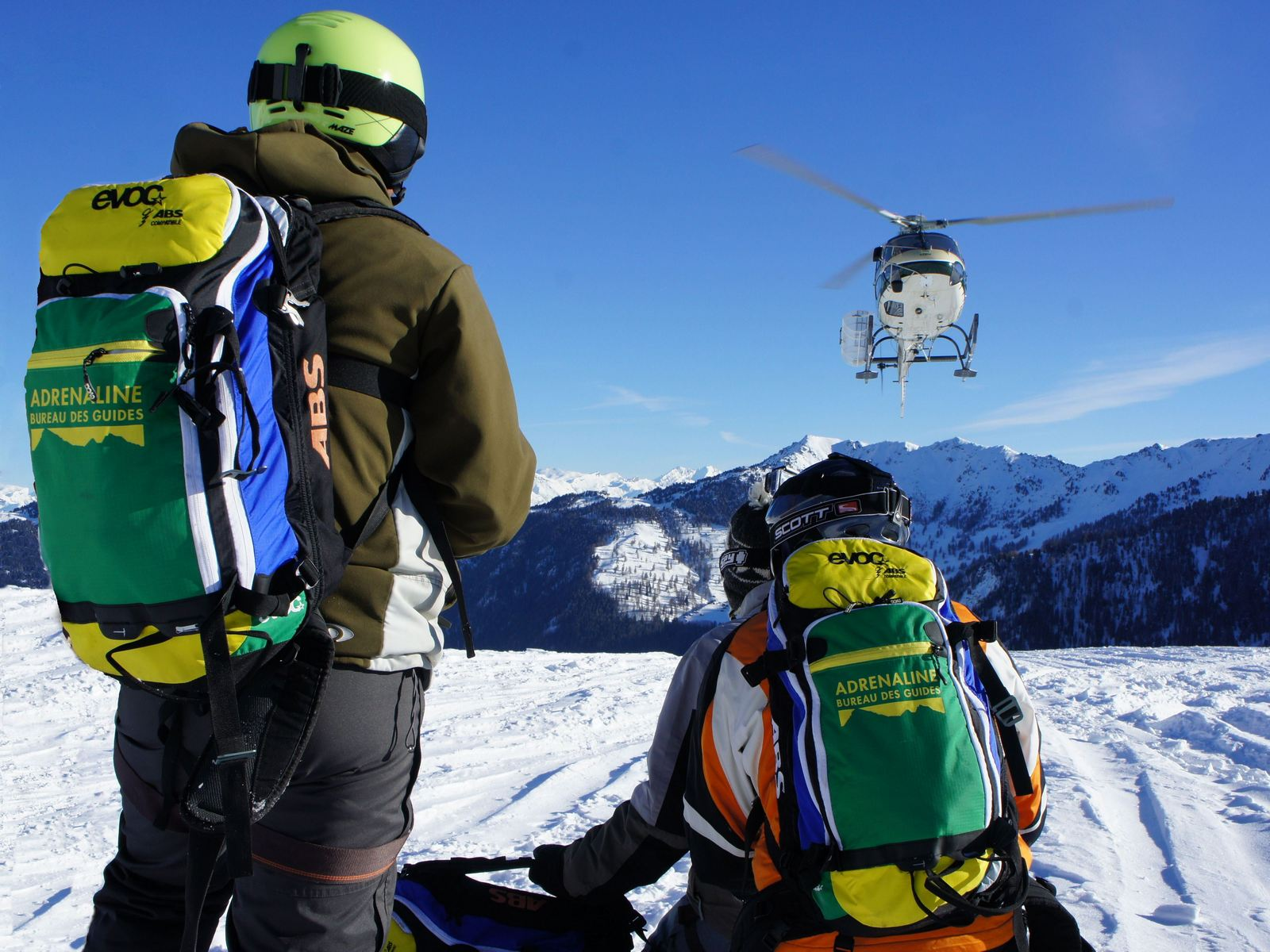 photo intro heliski